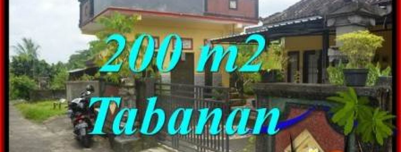 Exotic PROPERTY LAND FOR SALE IN Tabanan Penebel BALI TJTB359